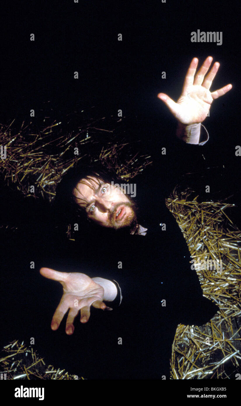 RASPUTIN -1996 ALAN RICKMAN - Stock Image