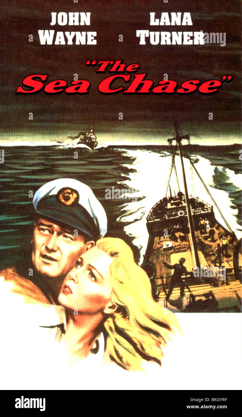 the sea chase movie