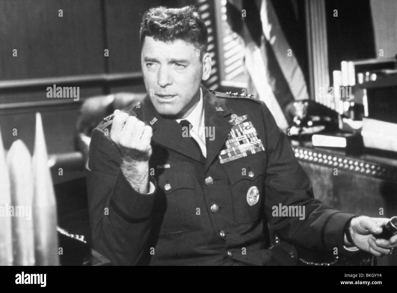 SEVEN DAYS IN MAY (1964) 7 DAYS IN MAY (ALT) BURT LANCASTER SDMY 001 - Stock Image