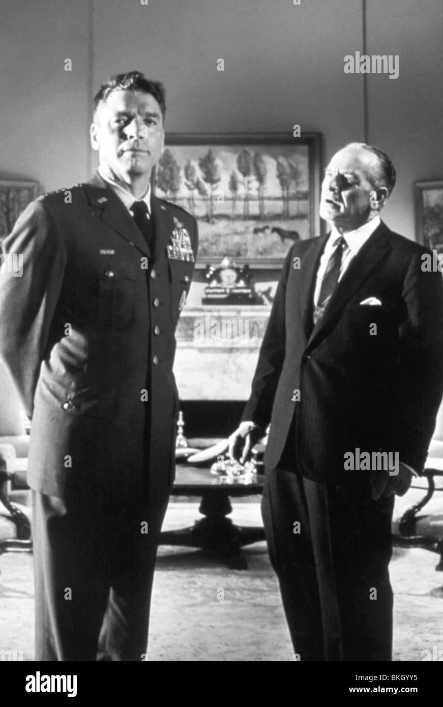 SEVEN DAYS IN MAY (1964) 7 DAYS IN MAY (ALT) BURT LANCASTER, FREDRIC MARCH, JOHN FRANKENHEIMER (DIR) SDMY 002 - Stock Image