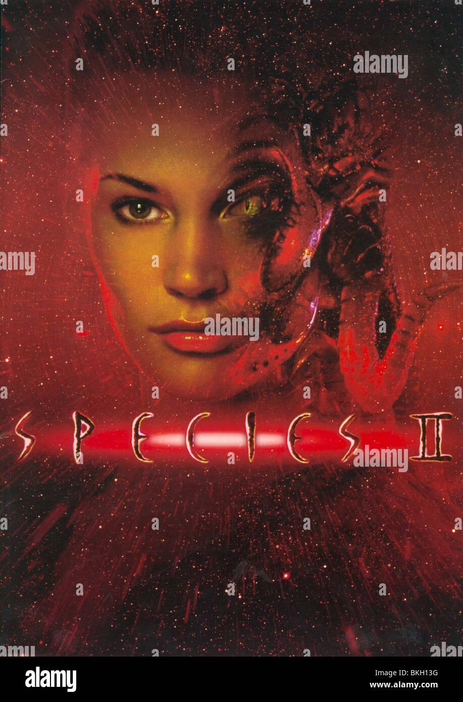 SPECIES II (1998) SPECIES 2 (ALT) POSTER SPE2 001PK Stock Photo