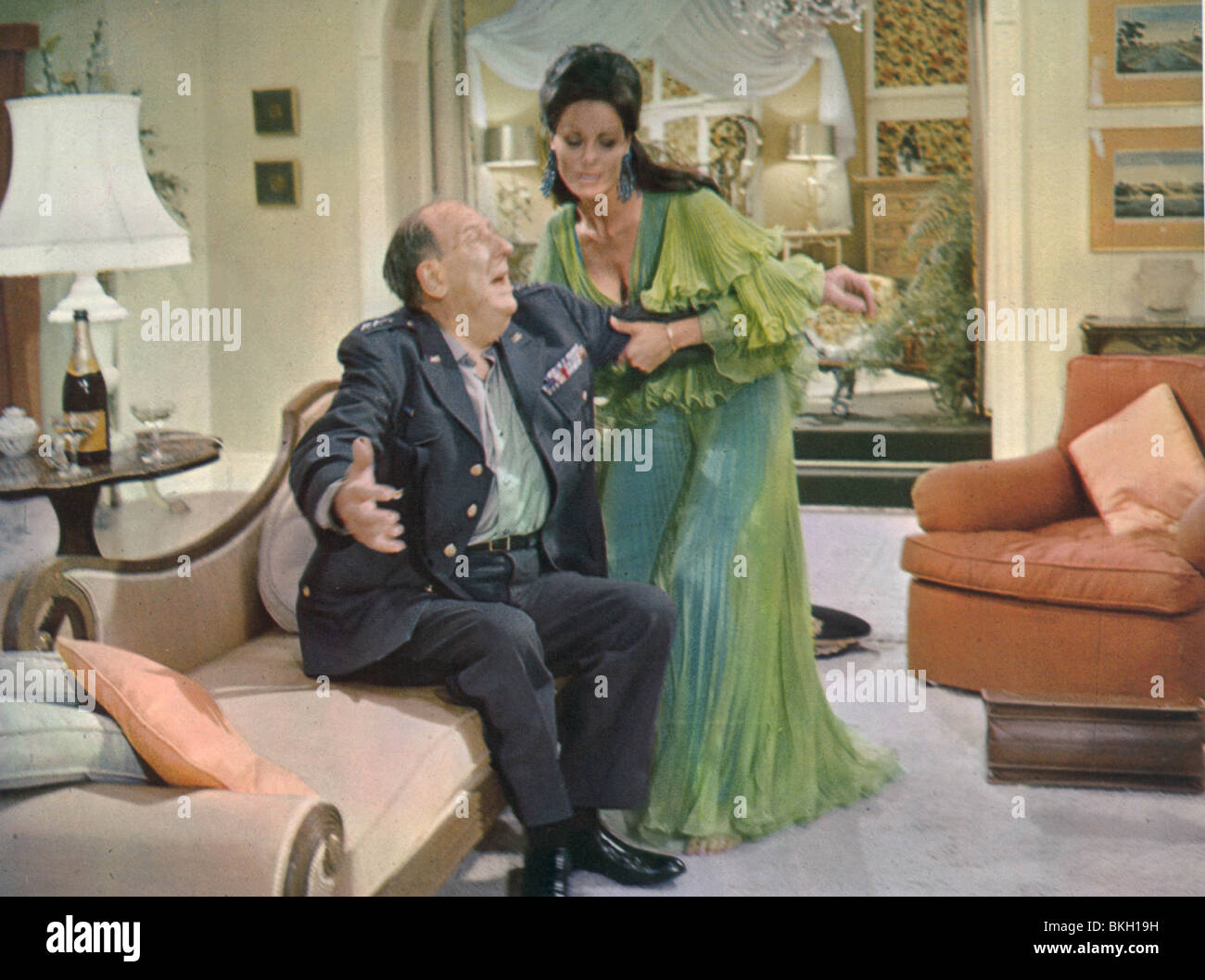 THE SPY WITH A COLD NOSE (1966) DALIAH LAVI SWCN 001FOH - Stock Image