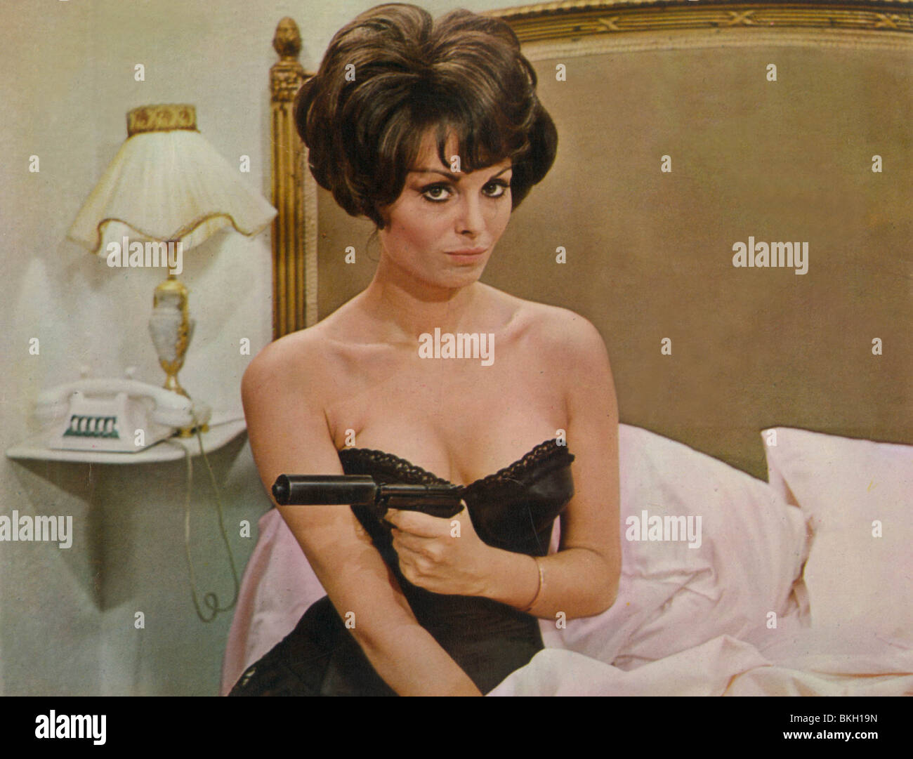 THE SPY WITH A COLD NOSE (1966) DALIAH LAVI SWCN 004FOH - Stock Image