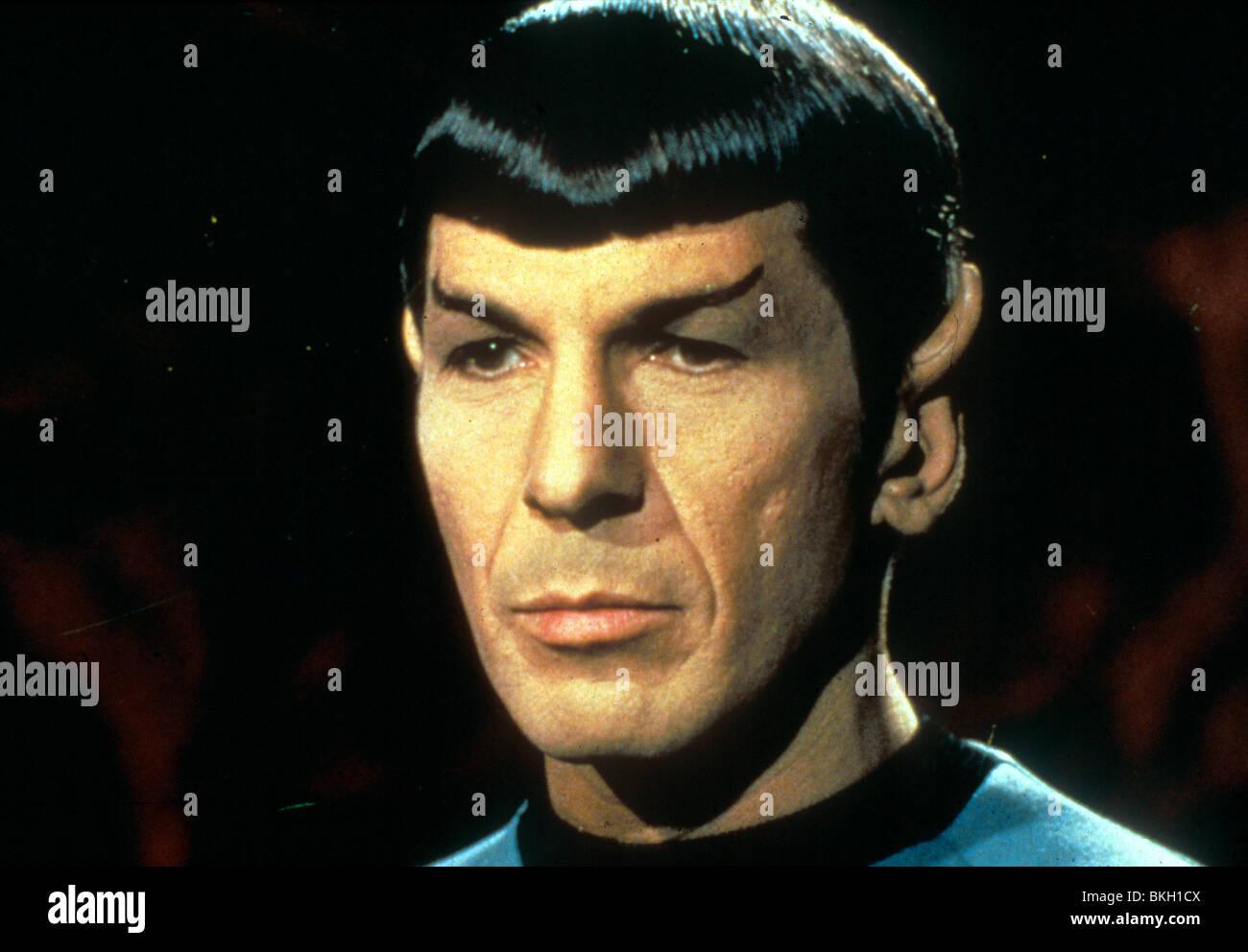 STAR TREK (TV) LEONARD NIMOY - Stock Image