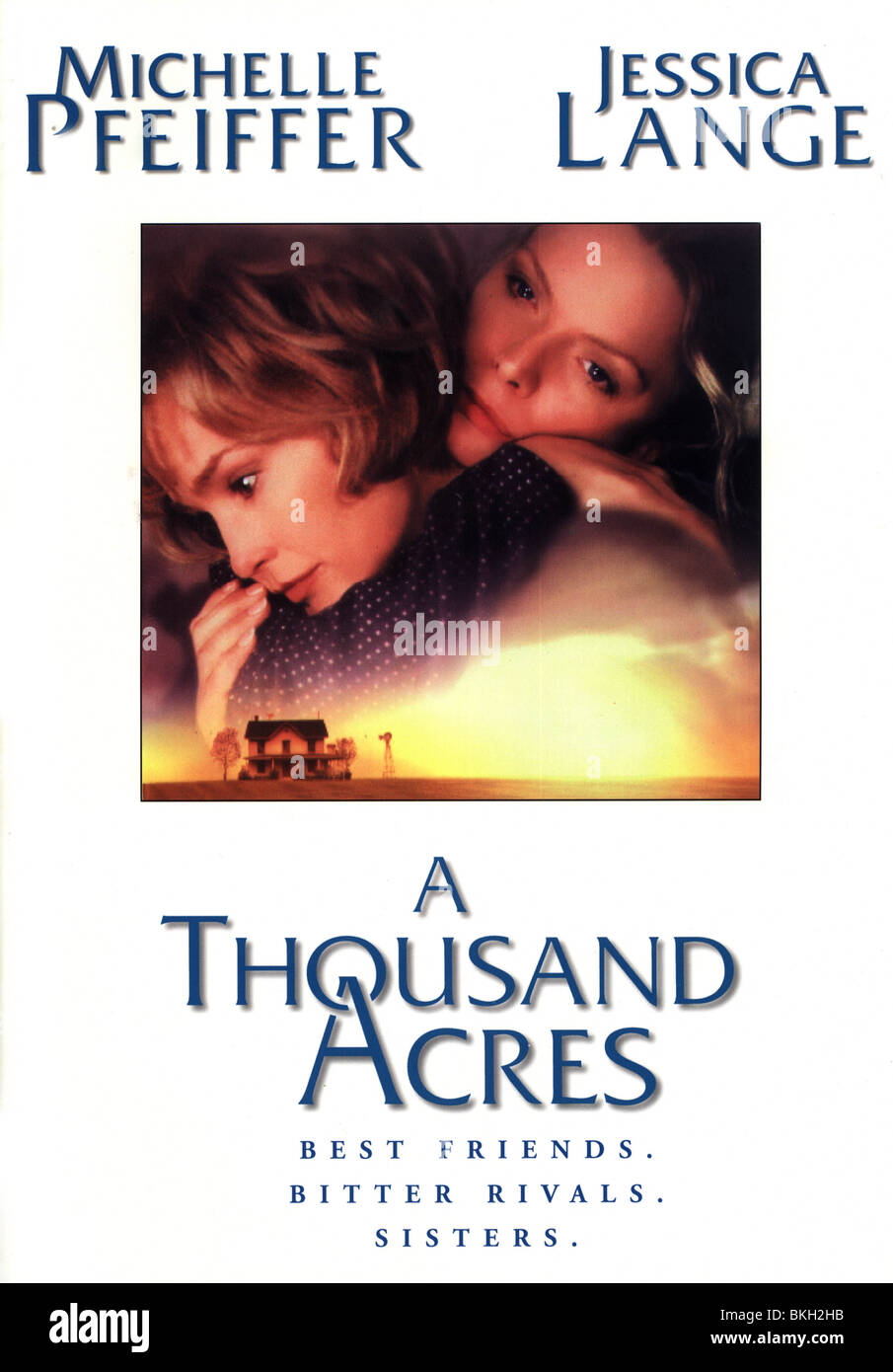 A THOUSAND ACRES 1997 1000 ALT POSTER THAC 001PP