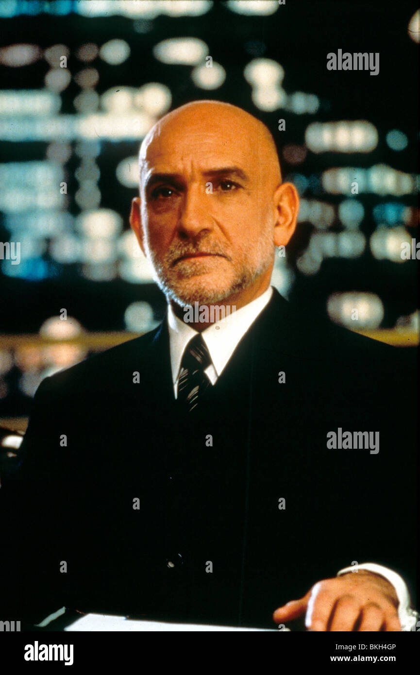 WEAPONS OF MASS DISTRACTION (TVM) (1997) BEN KINGSLEY WEMD 001 - Stock Image