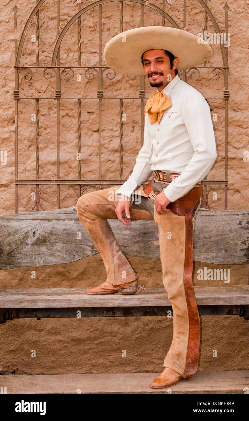 d38861f9868f7 Mexican Cowboy Stock Photos   Mexican Cowboy Stock Images - Alamy