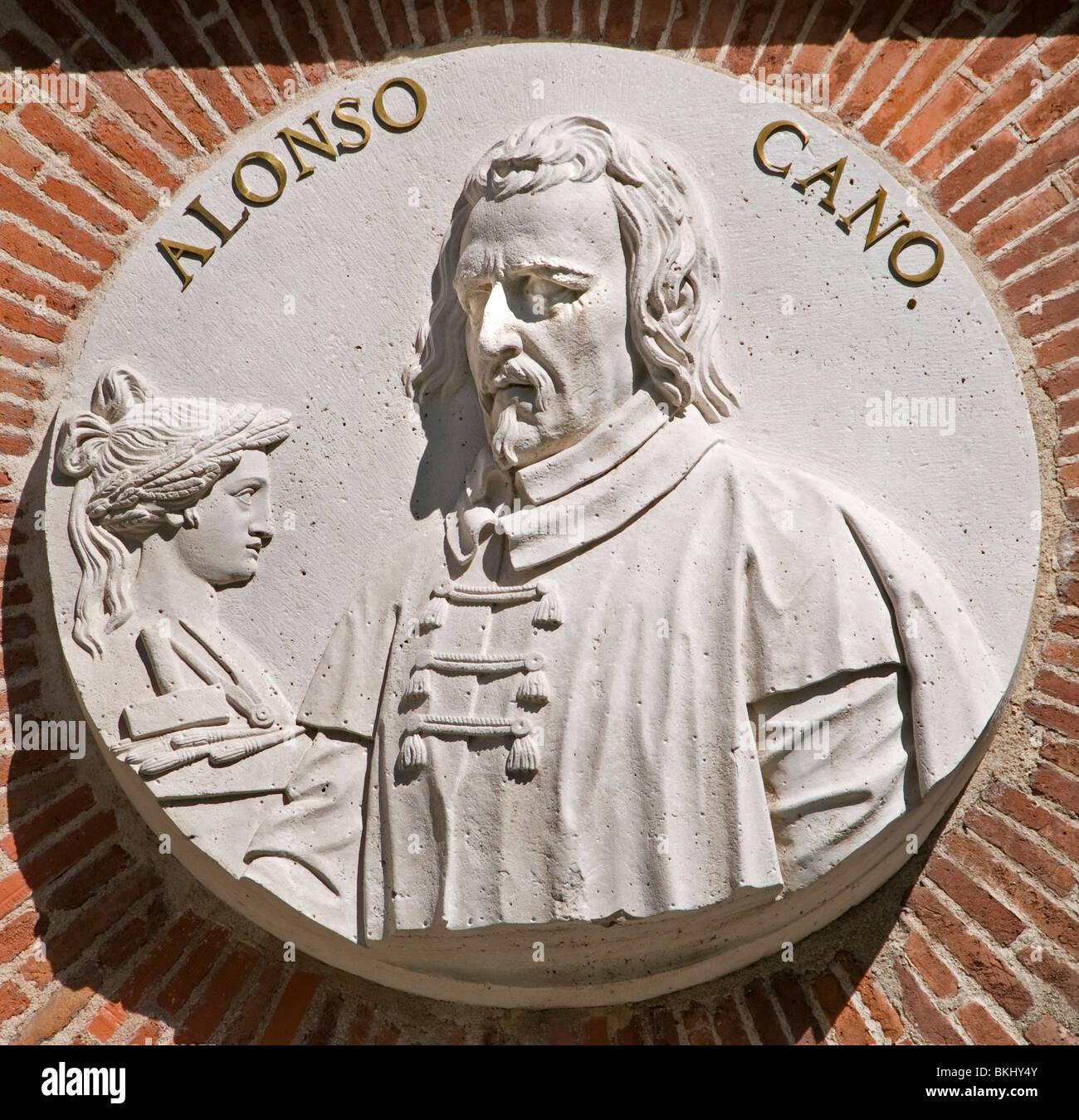 Alonso Cano Prado Museum Madrid Spain - Stock Image