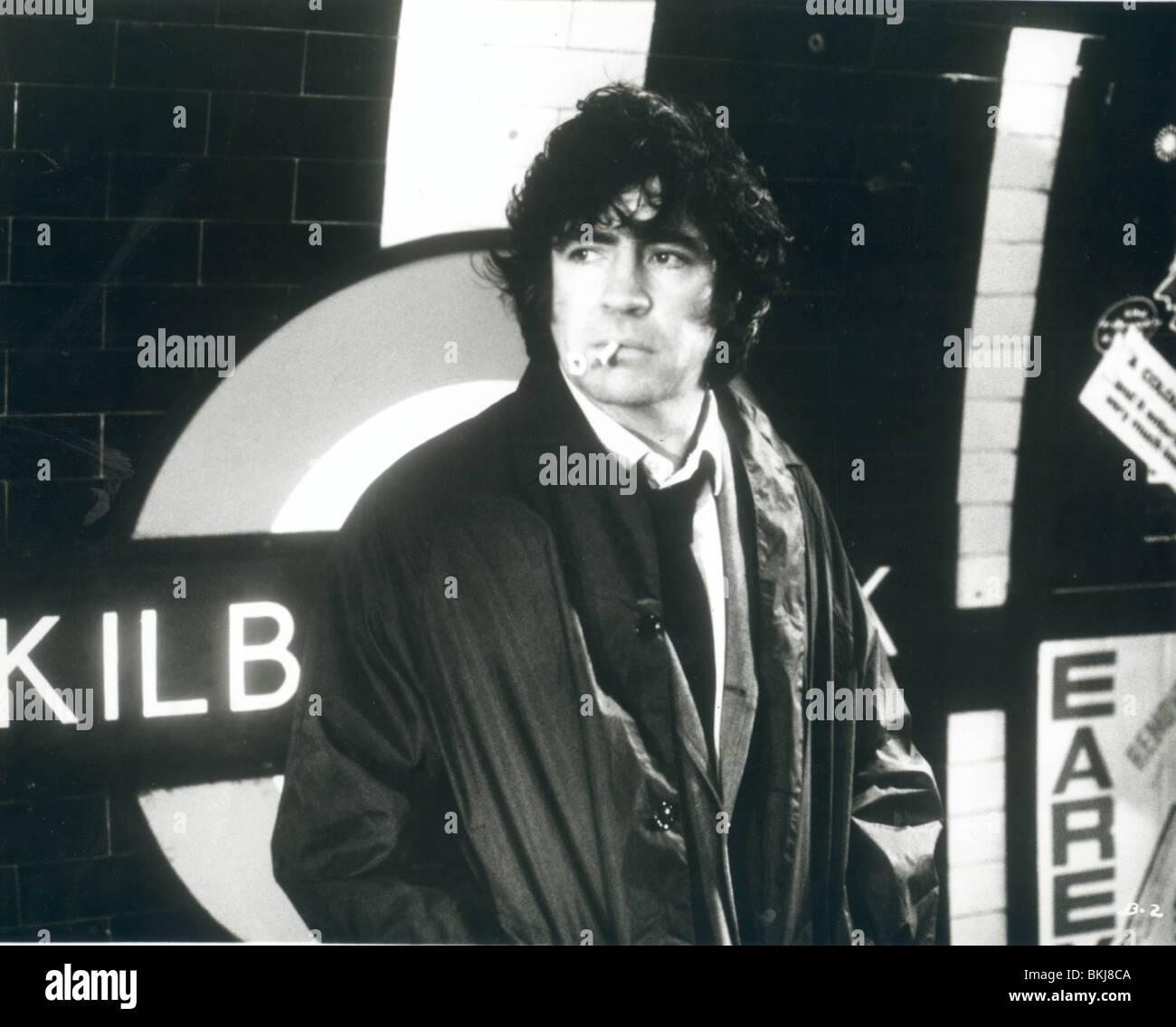 BUTLEY -1973 ALAN BATES - Stock Image