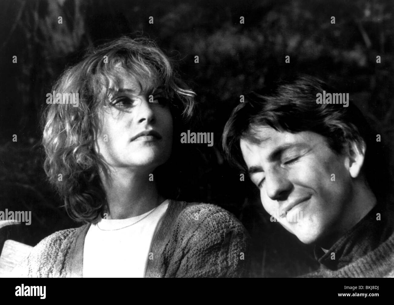 CACTUS (1986) ISABELLE HUPPERT, ROBERT MENZIES CACS 003P - Stock Image
