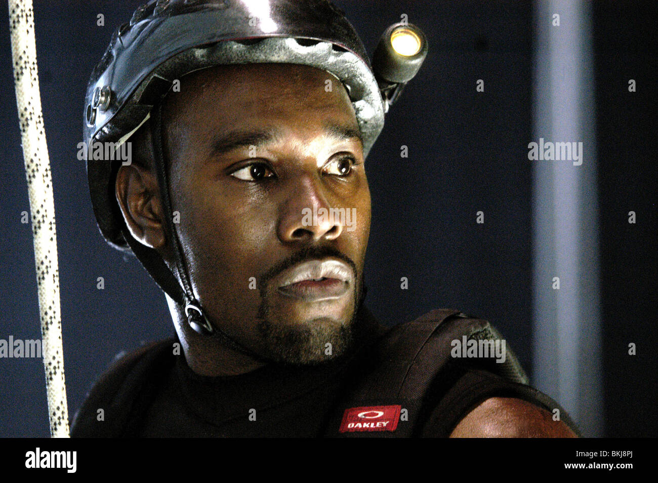 THE CAVE (2005) MORRIS CHESTNUT CAVE 001-11 - Stock Image