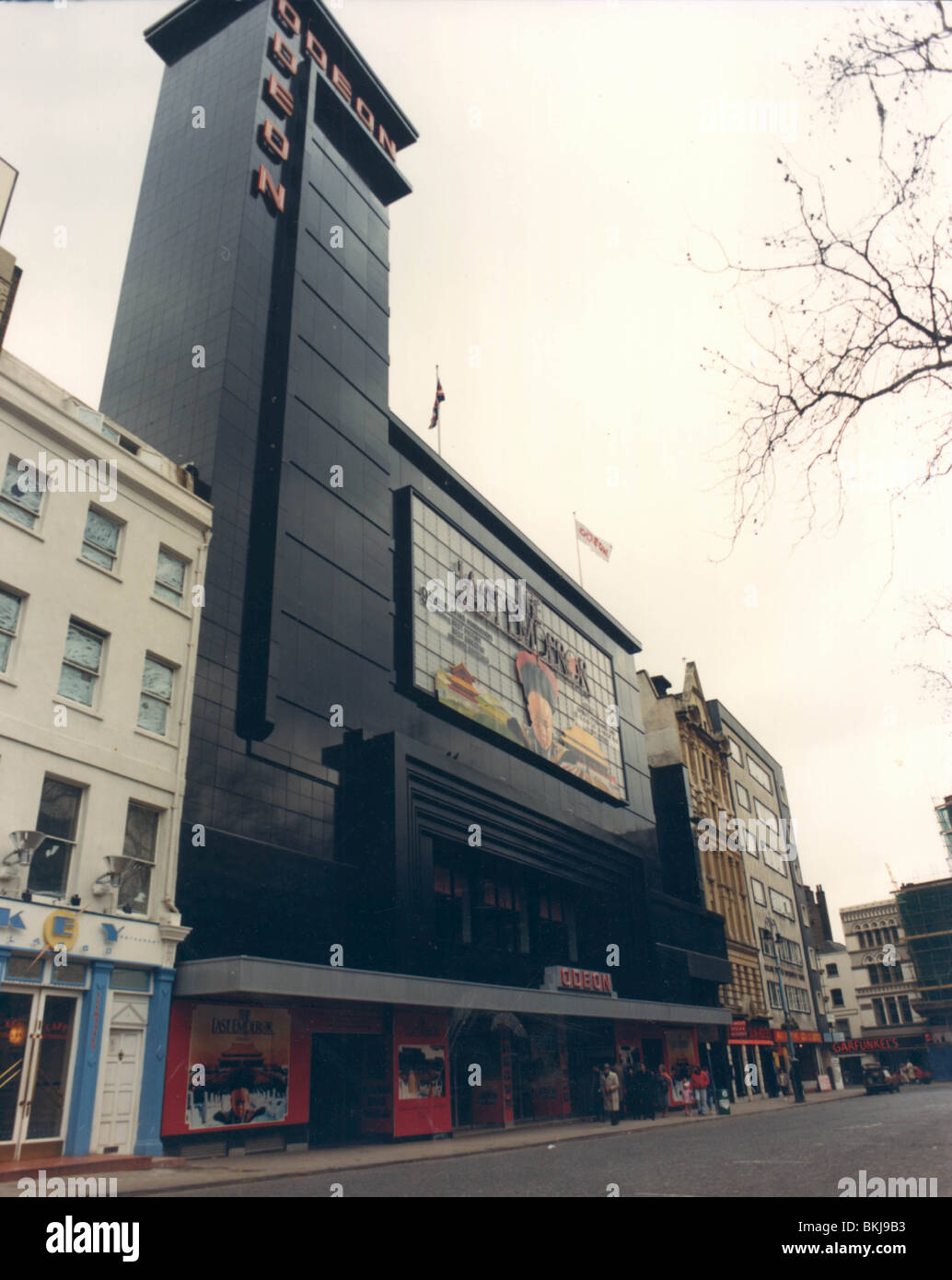 CINEMA ODEON (LEICESTER SQUARE) CNMA 006CP - Stock Image