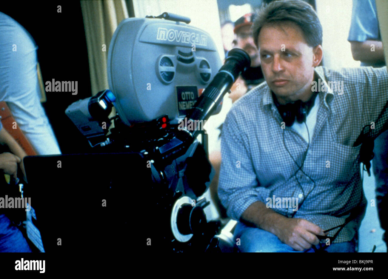 FILMING BILL CONDON (DIR) O/S 'GODS AND MONSTERS (THE FATHER OF FRANKENSTEIN) (1998)' CDON 001 - Stock Image