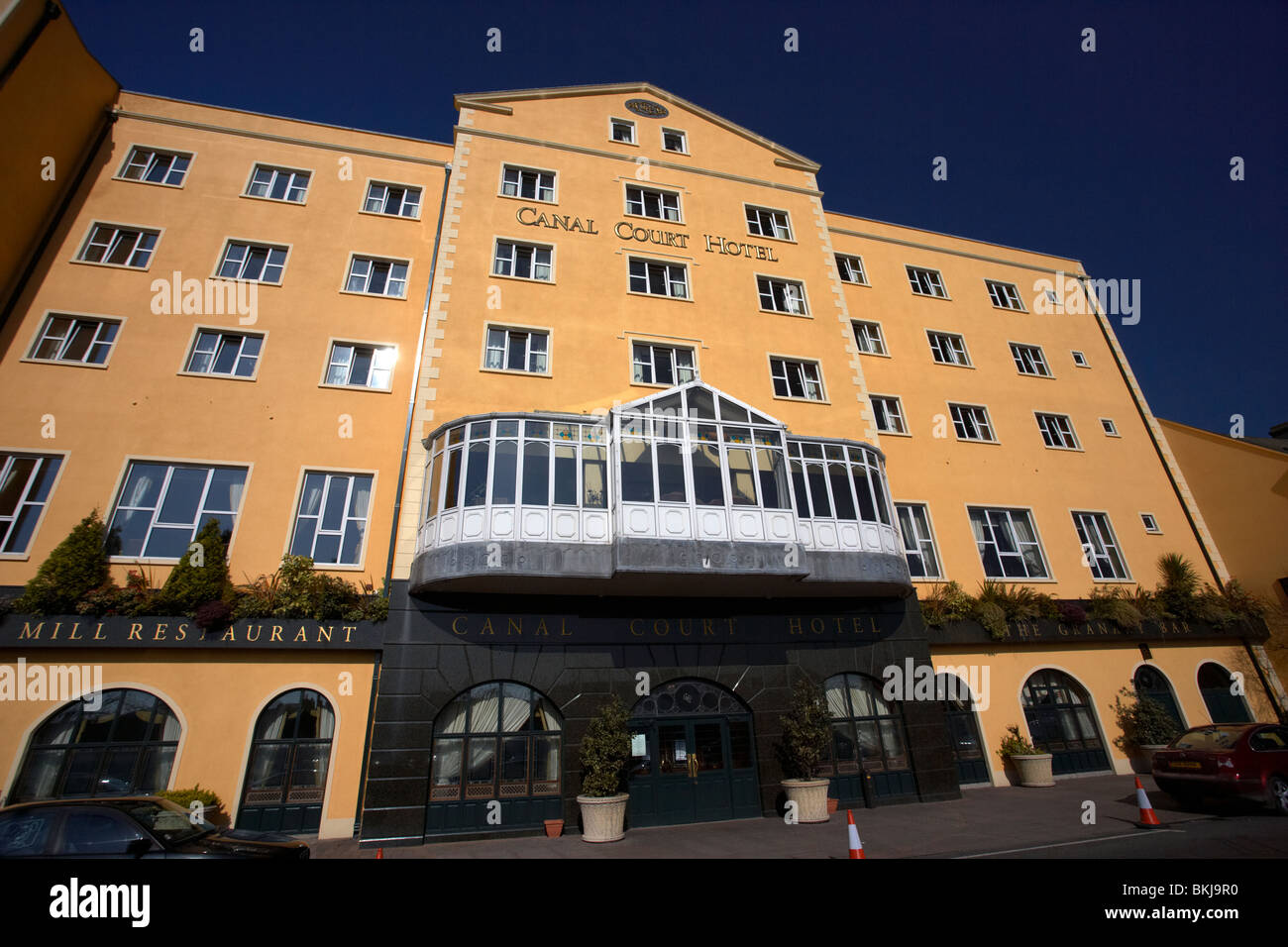 The Canal Court Hotel Newry County down northern ireland uk - Stock Image