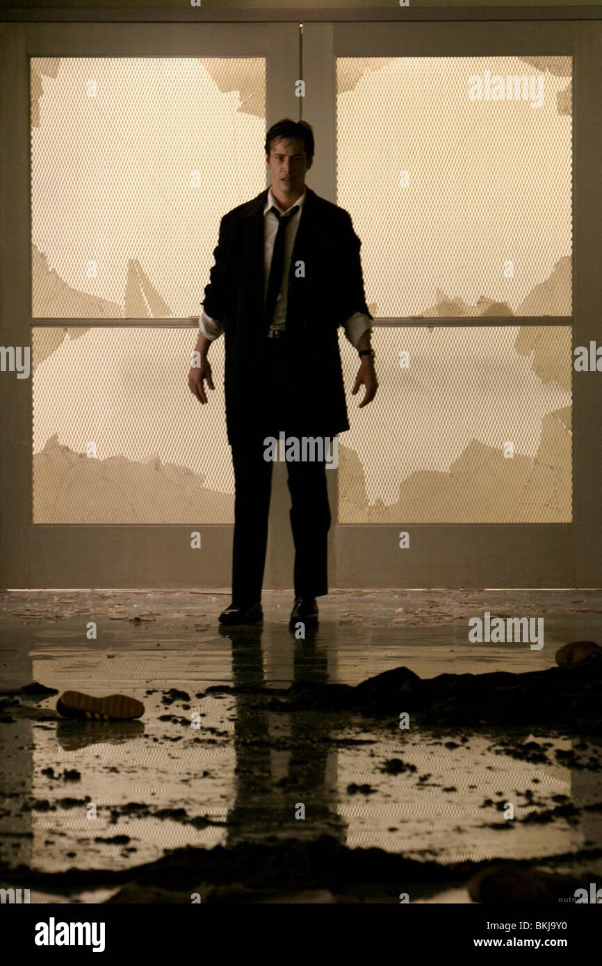 CONSTANTINE (2005) KEANU REEVES CSTT 001-47 - Stock Image
