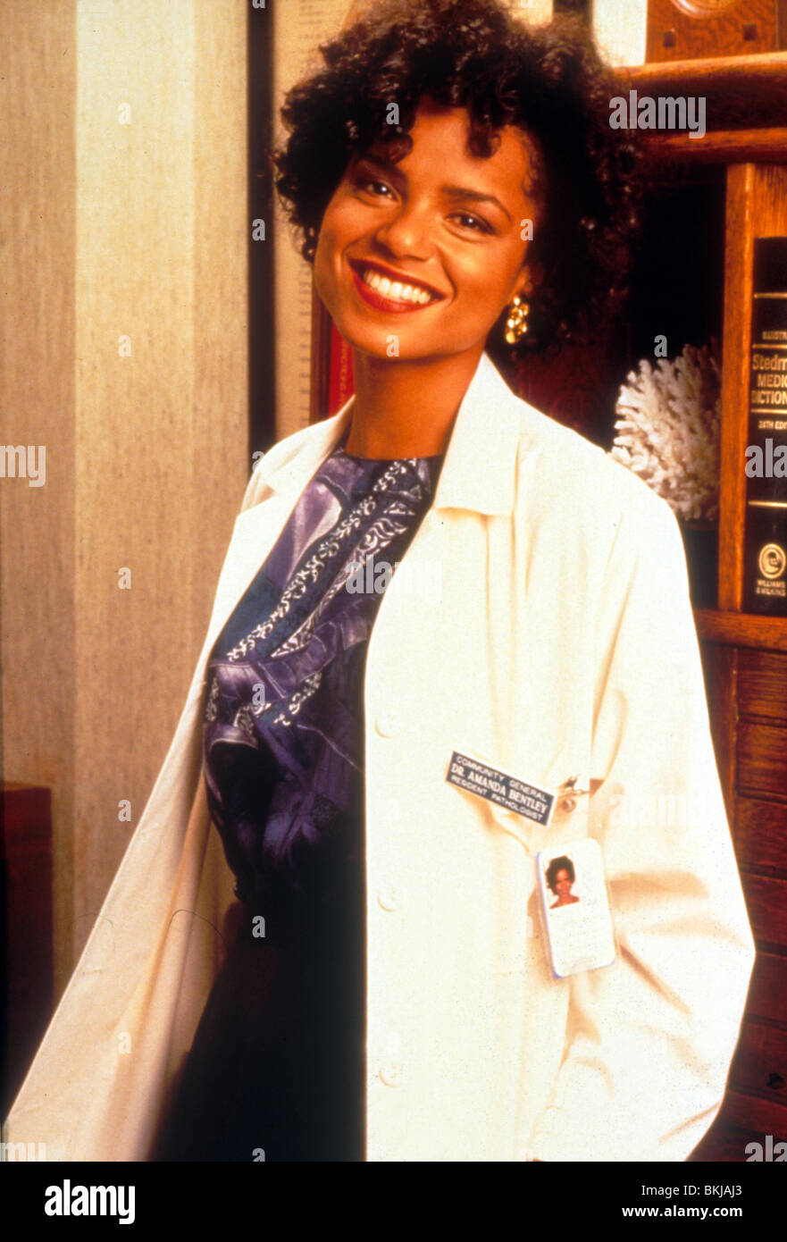 DIAGNOSIS MURDER (TV) VICTORIA ROWELL DGNM 004 - Stock Image
