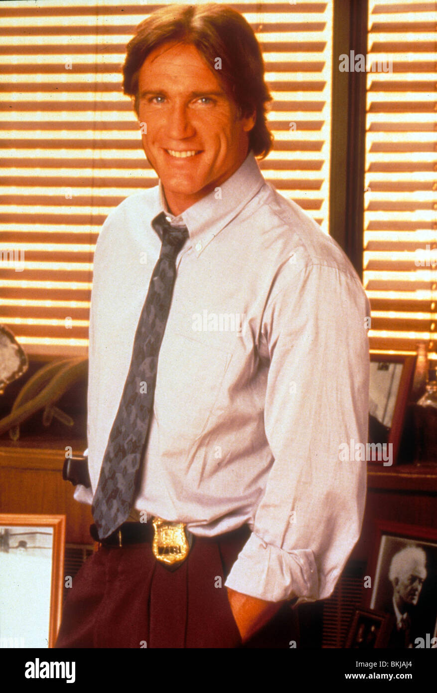 DIAGNOSIS MURDER (TV) BARRY VAN DYKE DGNM 005 - Stock Image