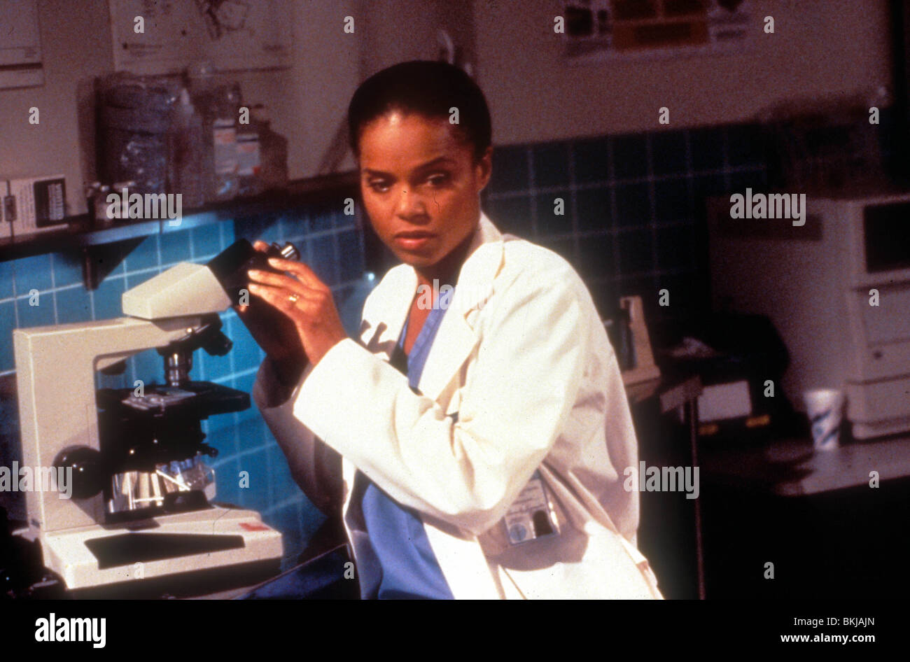 DIAGNOSIS MURDER (TV) ROBYN BILILEY DGNM 015 - Stock Image