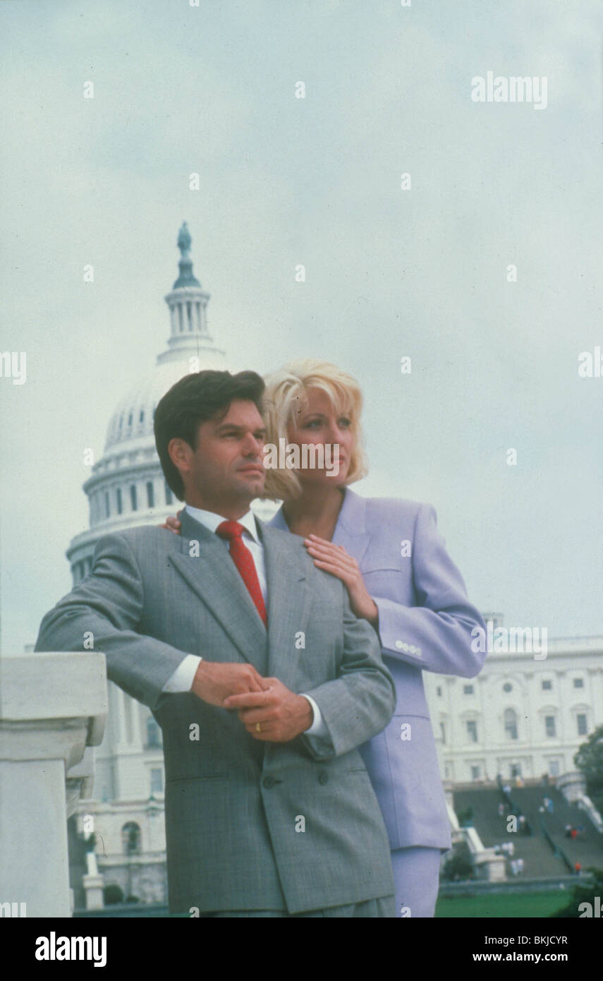 FAVOURITE SON (TV) HARRY HAMLIN, LINDA KOZLOWSKI FAVS 003 - Stock Image
