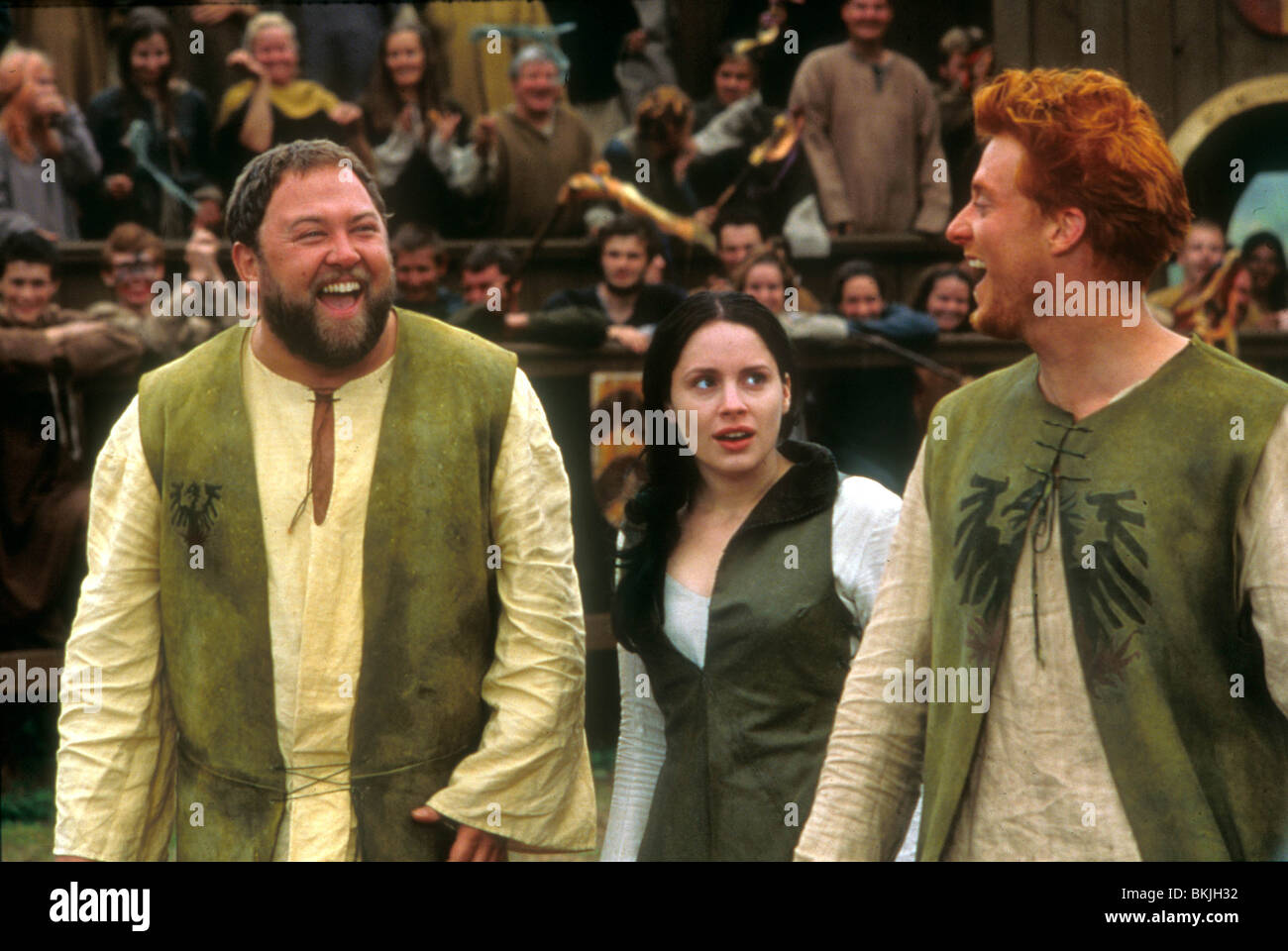 A KNIGHT'S TALE (2001) MARK ADDY, LAURA FRASER, ALAN TUDYK ...