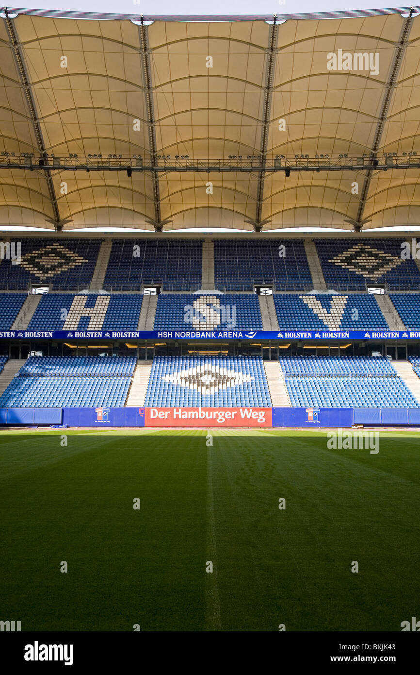 Hsv Stadium High Resolution Stock Photography And Images Alamy