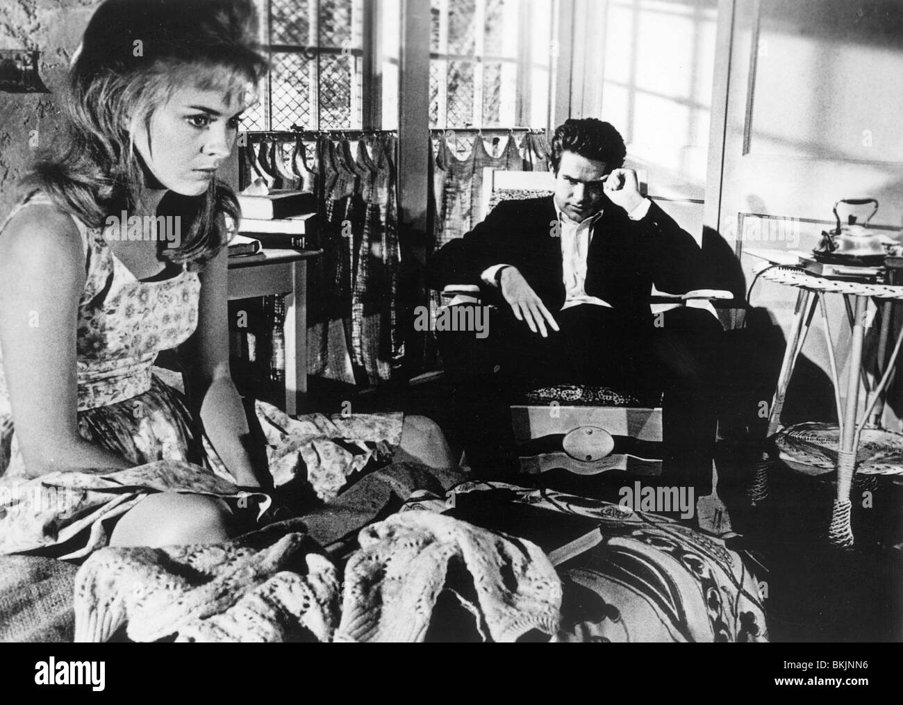LILITH -1964 WARREN BEATTY LITH - Stock Image