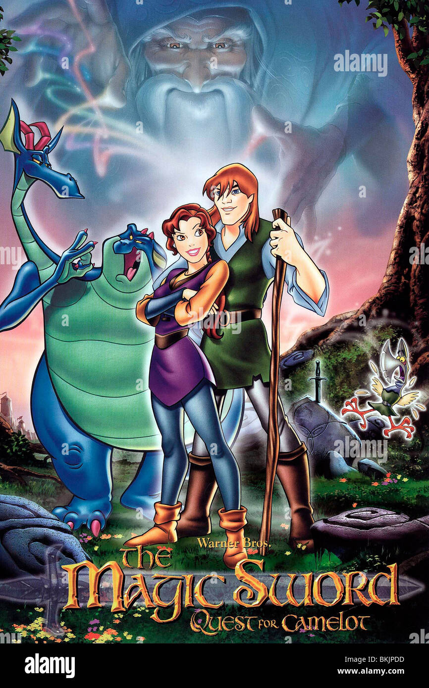 quest for camelot 1998 download