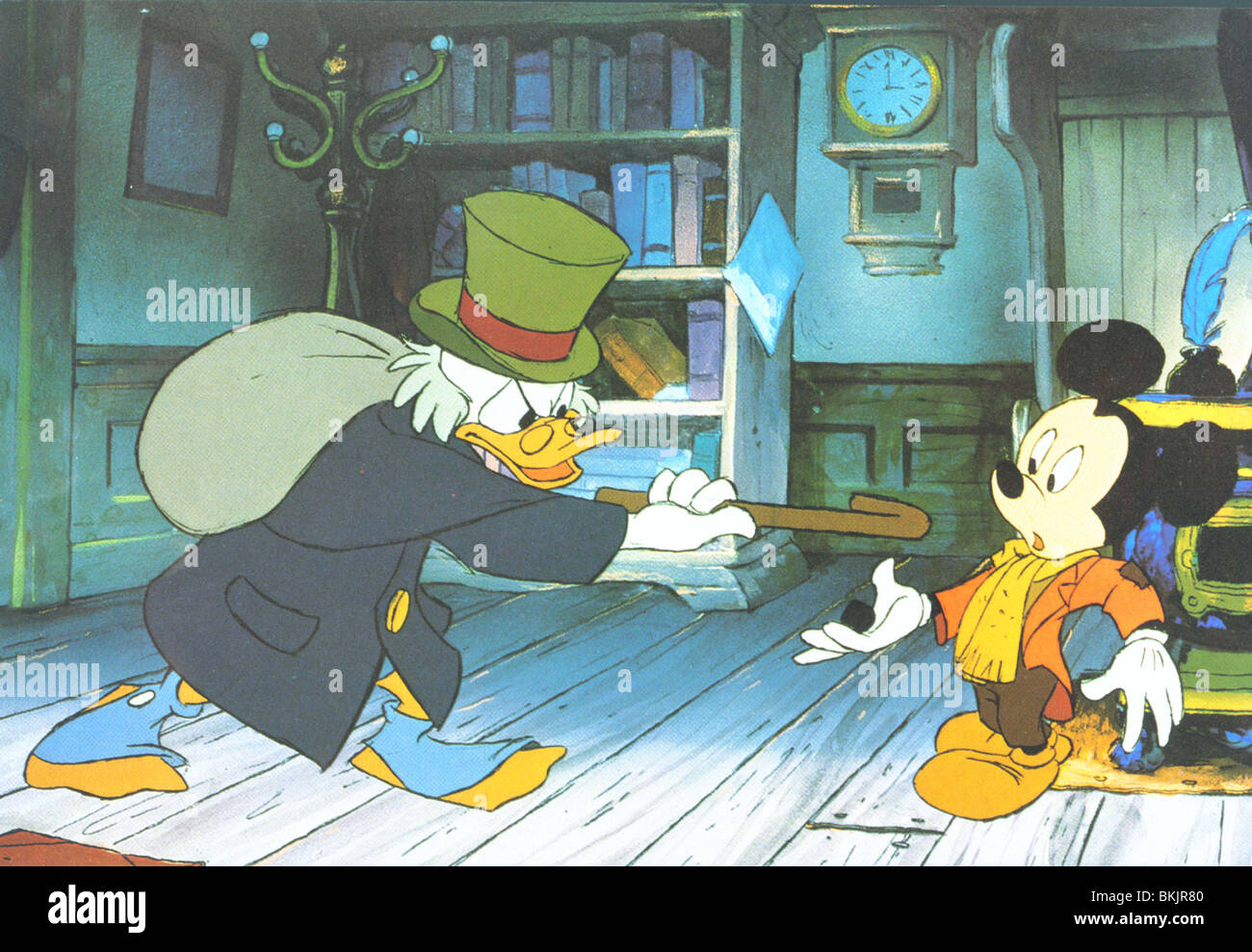 Mickeys Christmas Carol 1983.Mickey S Christmas Carol 1983 Scrooge Mickey Mouse Mkcc