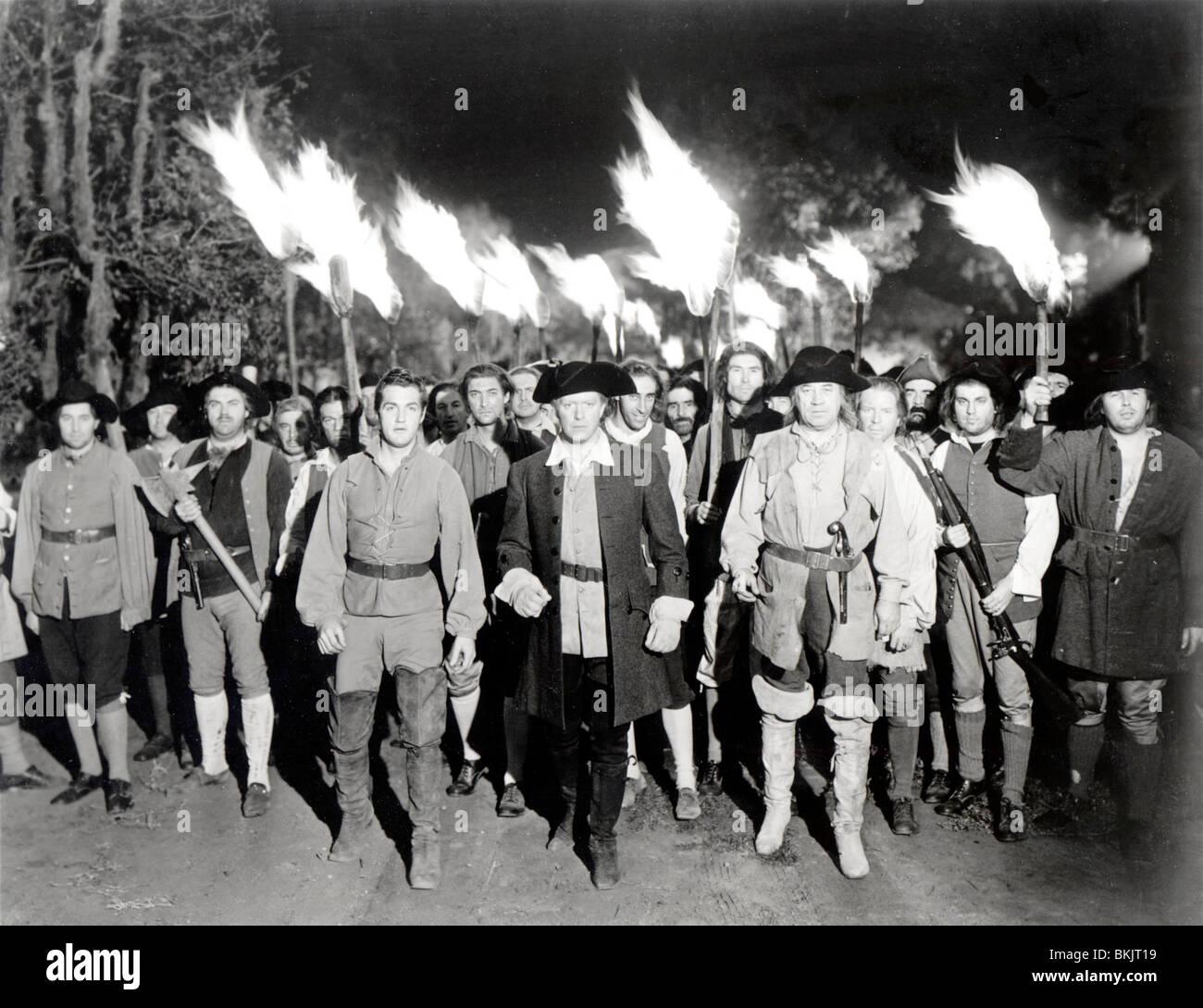 NEW MOON -1940 NELSON EDDY - Stock Image