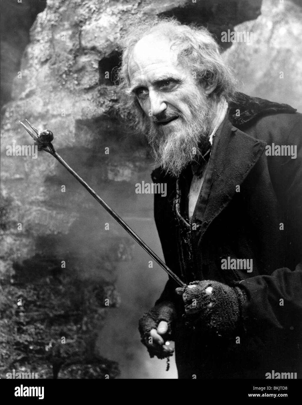 OLIVER! -1968 RON MOODY - Stock Image
