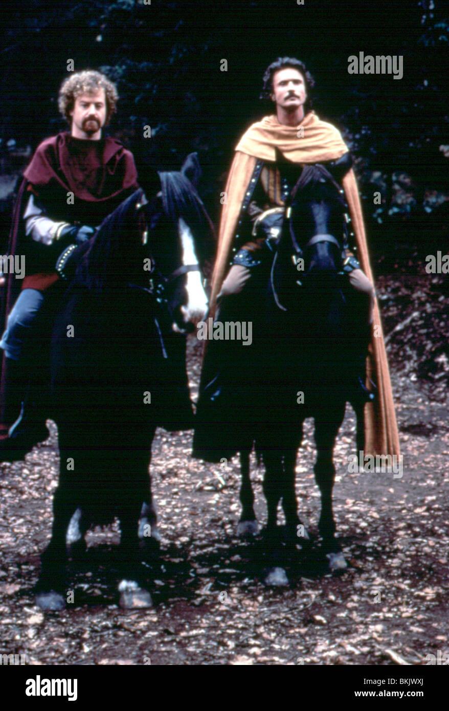 ROBIN HOOD (TVM-1990) OWEN TEALE, PATRICK BERGEN, JOHN IRVIN (DIR) RBH 037 - Stock Image