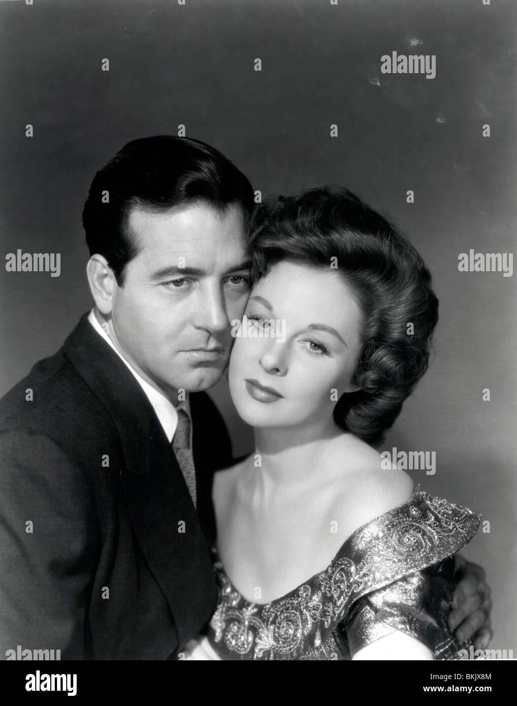 THE SAXON CHARM (1948) JOHN PAYNE, SUSAN HAYWARD SXCH 002 P - Stock Image