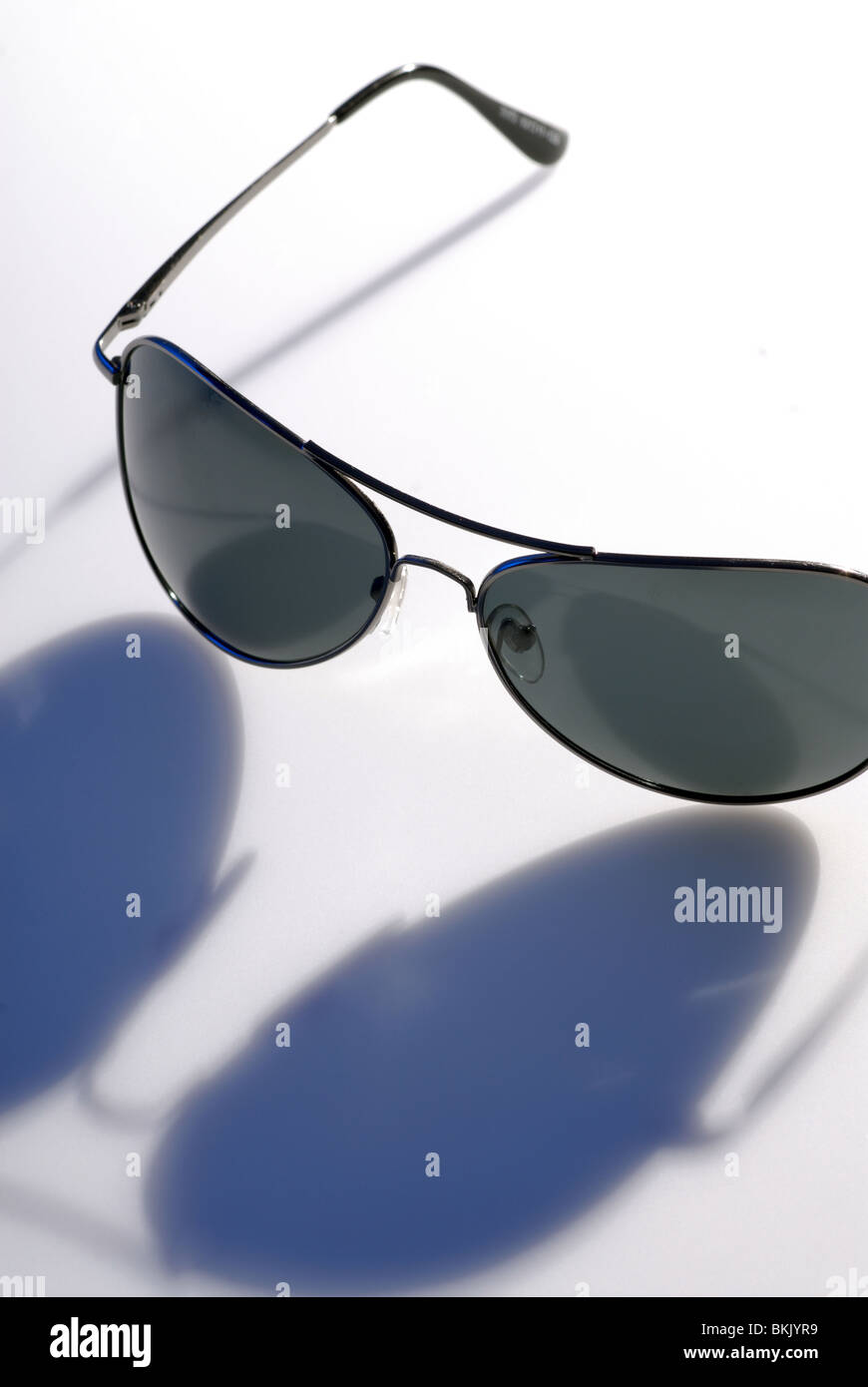 968bfa03cf50f Ray-Ban aviator sunglasses isolated in studio Stock Photo  29305789 ...