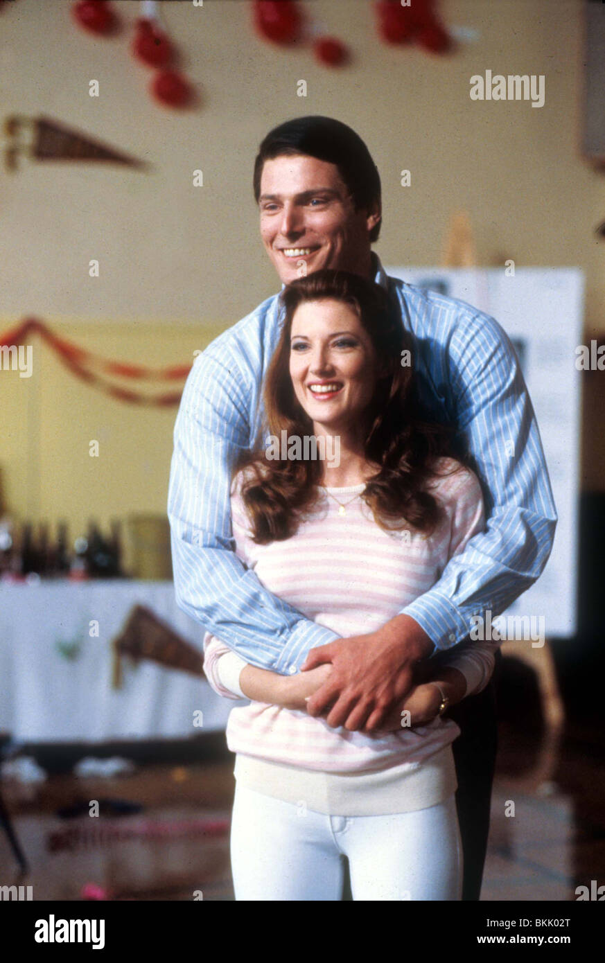 SUPERMAN III (1983) CHRISTOPHER REEVE, ANNETTE O'TOOLE SP3 030 Stock Photo