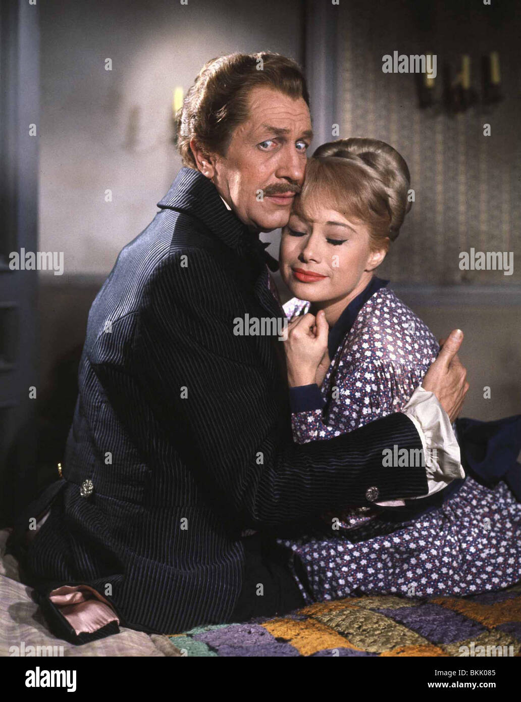 TALES OF TERROR (1962) VINCENT PRICE TTOR 001-01 - Stock Image