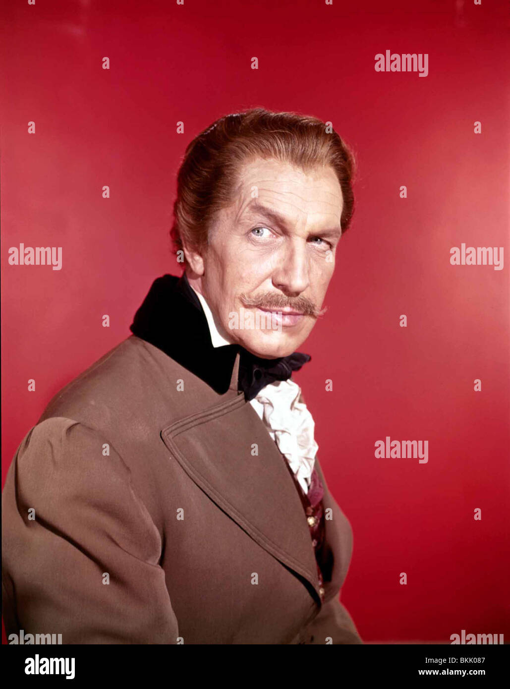 TALES OF TERROR (1962) VINCENT PRICE TTOR 001-02 - Stock Image