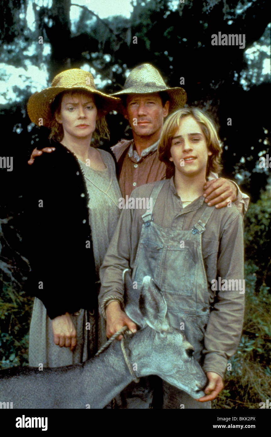 THE YEARLING (TVM-1994) JEAN SMART, PETER STRAUSS, WILL