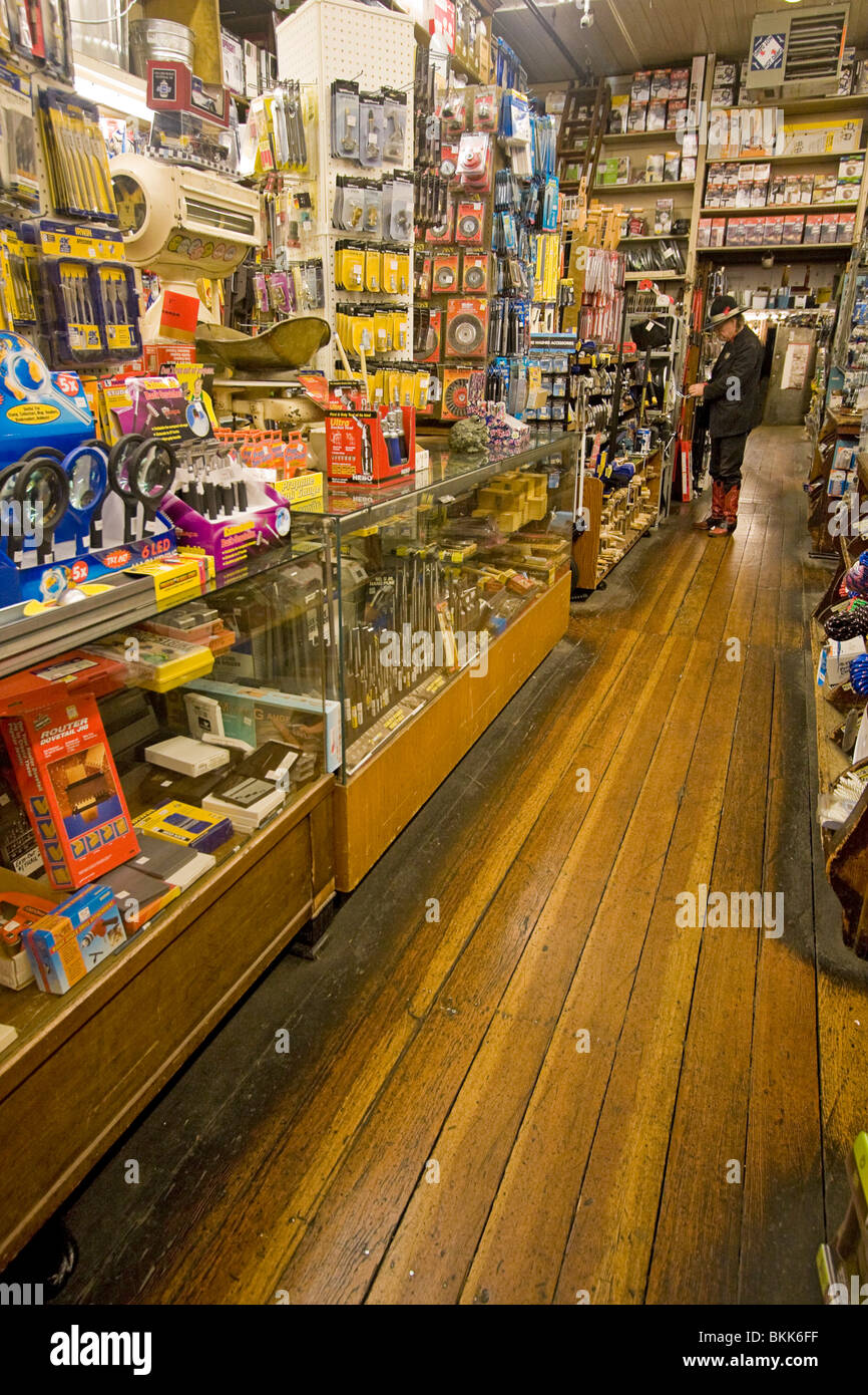Gold rush town store stock photos gold rush town store for Old fashioned general store near me
