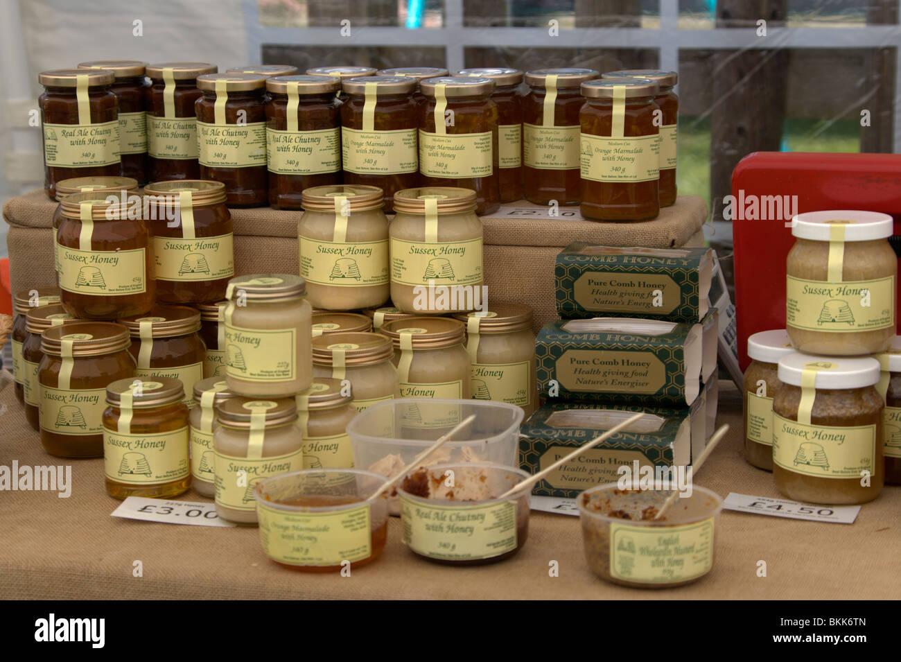 Honey supplier Stock Photo: 29311317 - Alamy