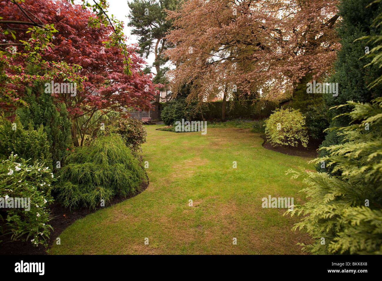 Back Gardens Stock Photos & Back Gardens Stock Images - Alamy