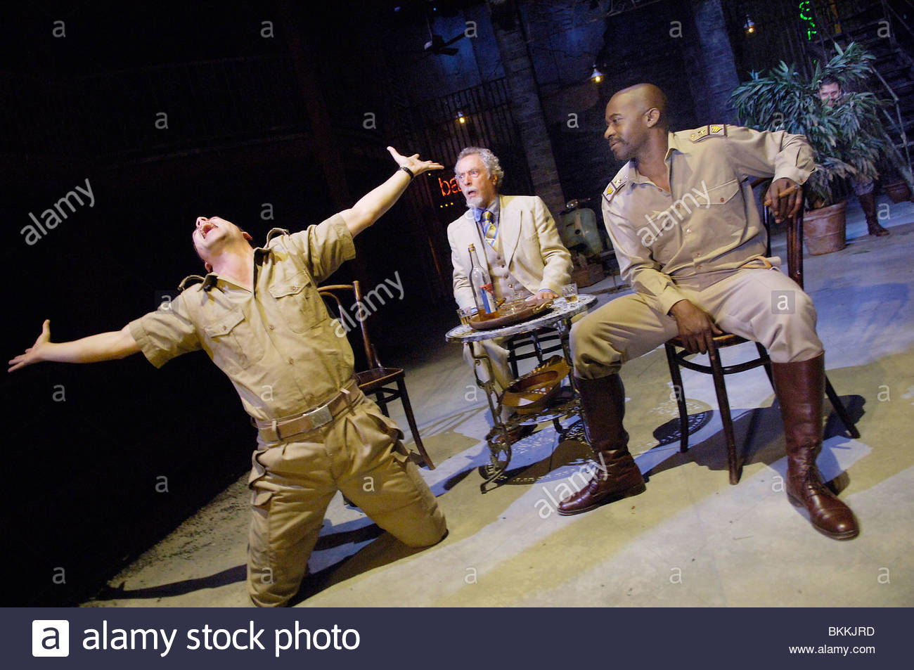 Much Ado About Nothing by William Shakespeare directed for The Royal Shakespeare Company by Marianne Elliott - Stock Image