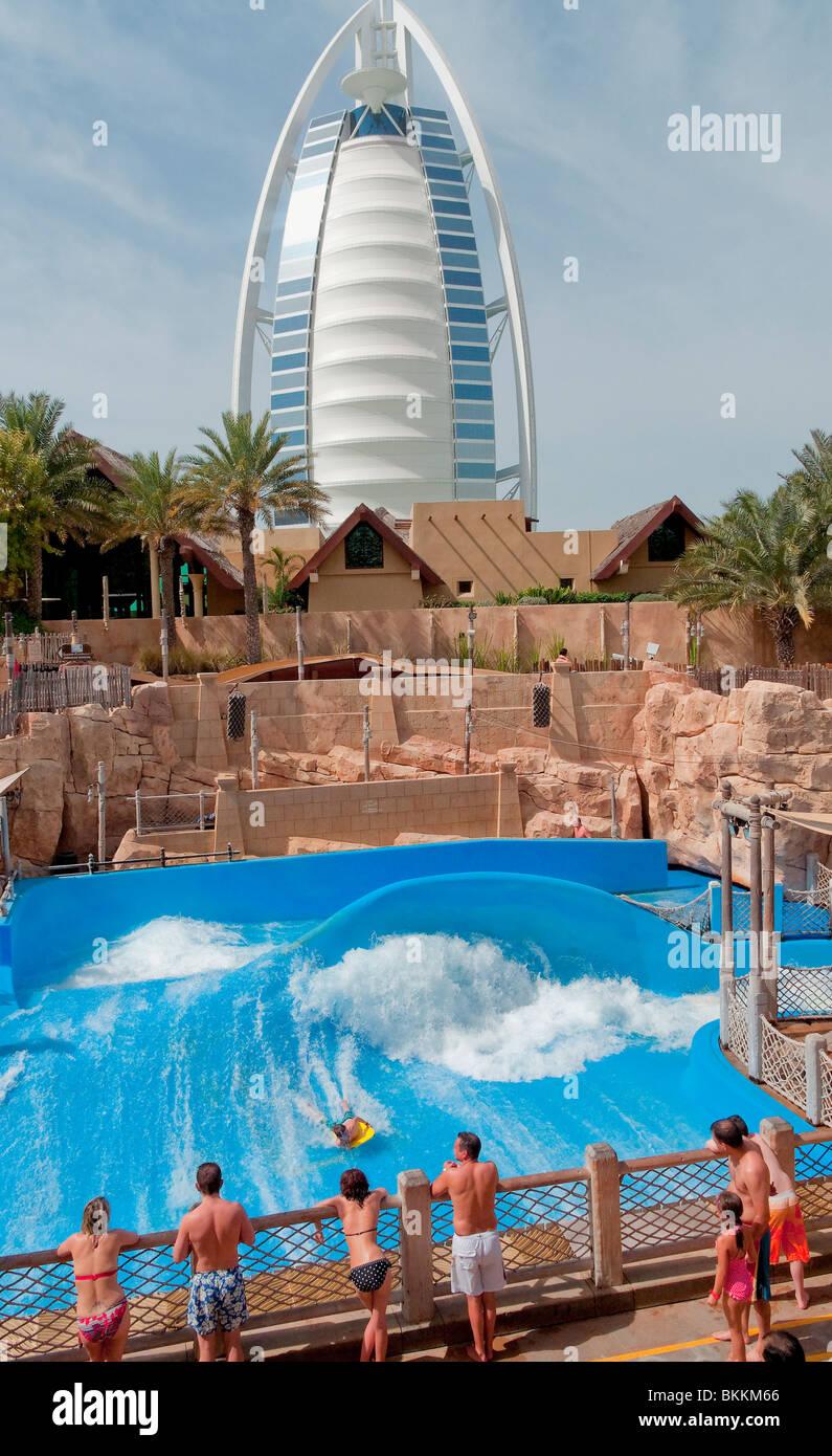 Dubai Water Park Hotel