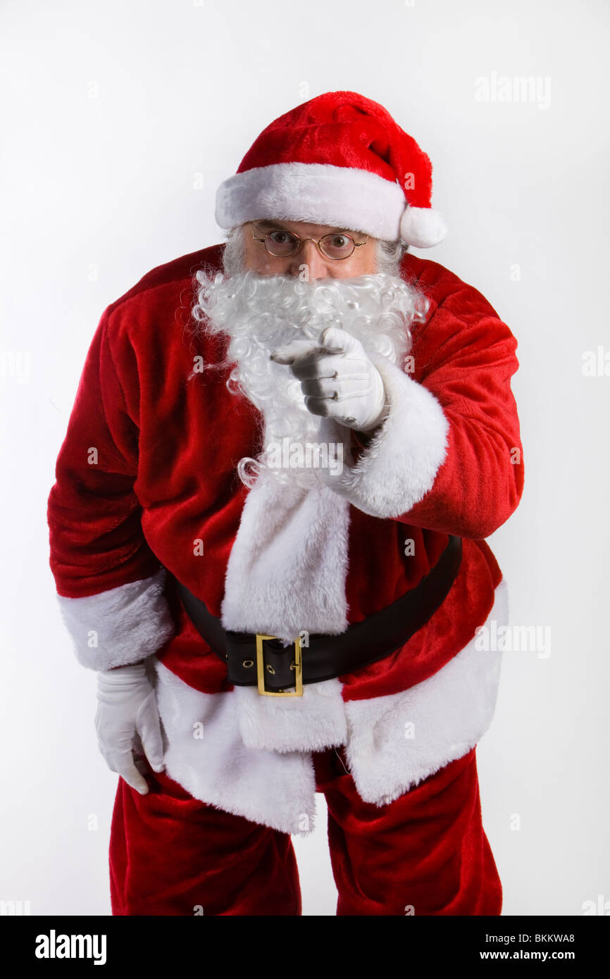 Santa Claus - Stock Image