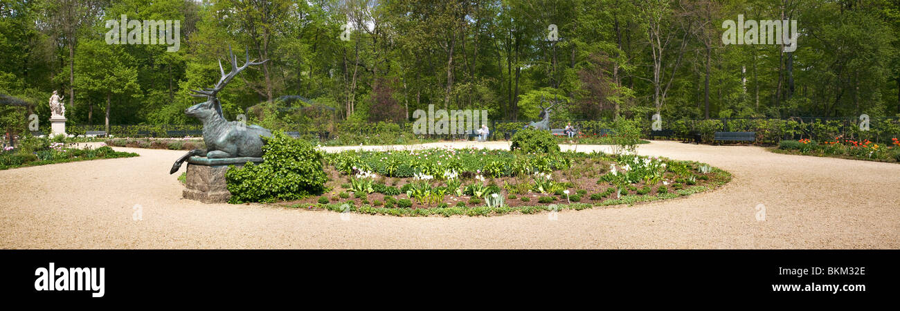 Tiergarten, Berlin, Germany Stock Photo