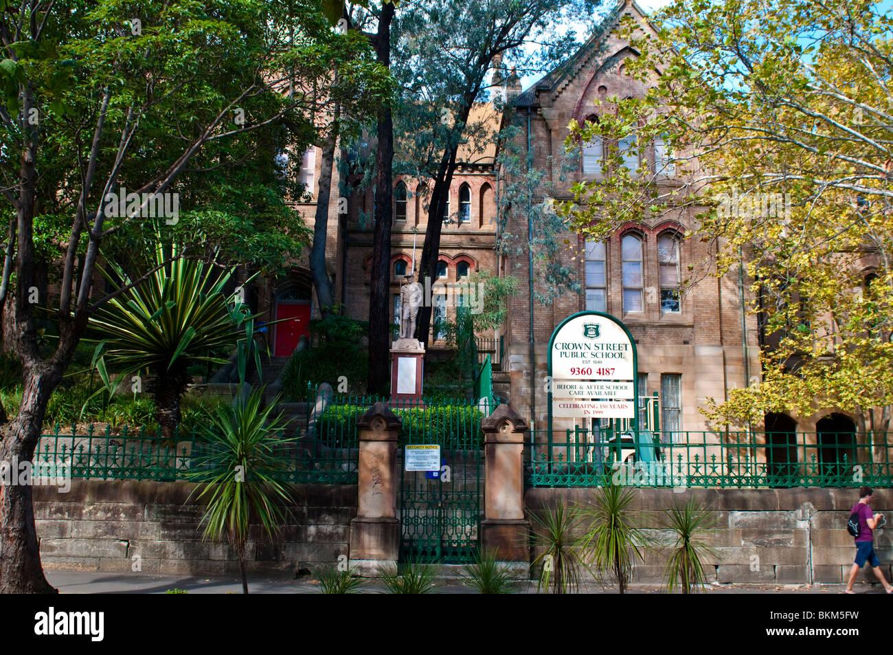 Crown College Sydney