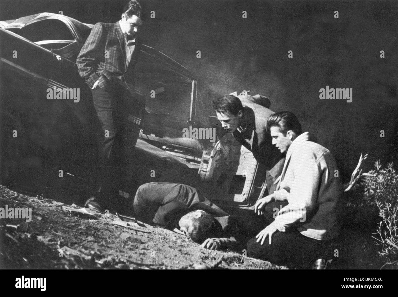 13 WEST STREET -1962 - Stock Image