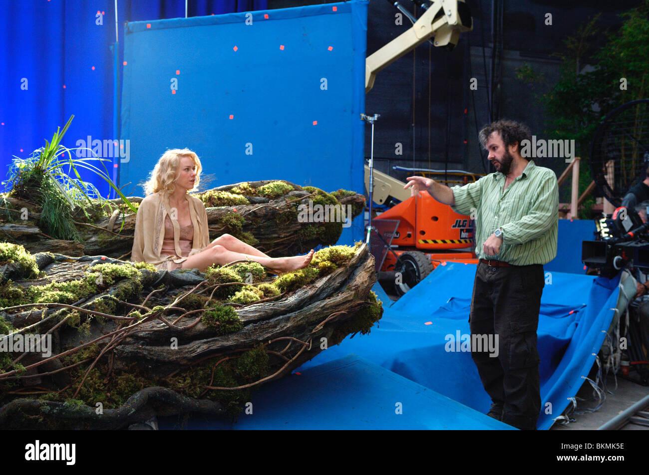 Filming O S King Kong 2005 With Naomi Watts Peter