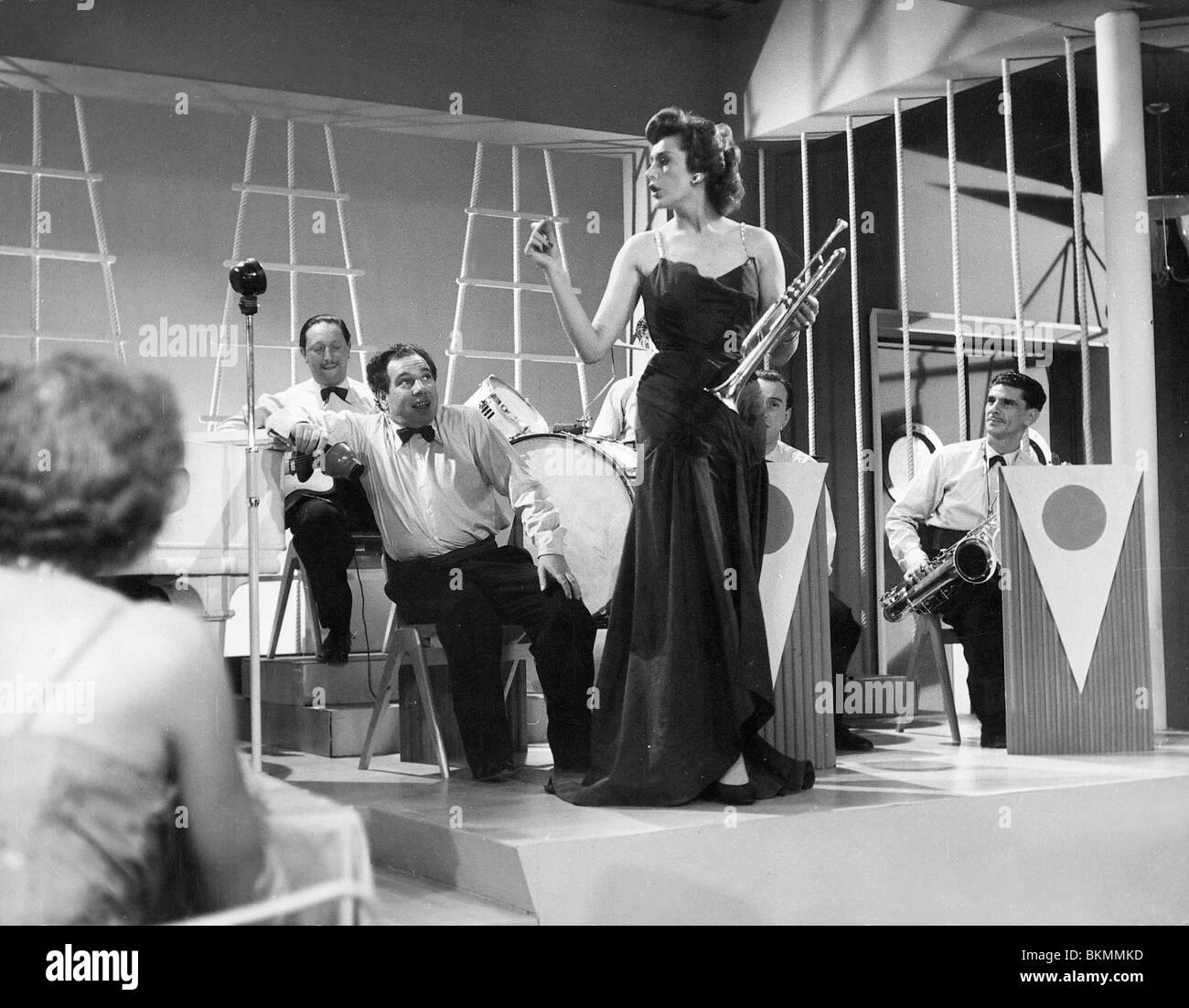GENEVIEVE -1953 KAY KENDALL Stock Photo