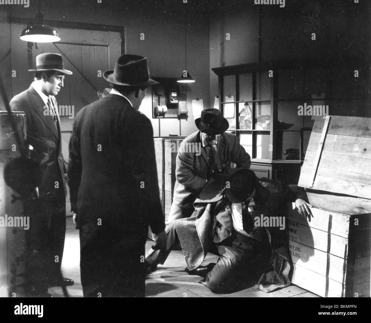 INTERNATIONAL DETECTIVE (TV) ARTHUR FLEMING INDT 003P - Stock Image