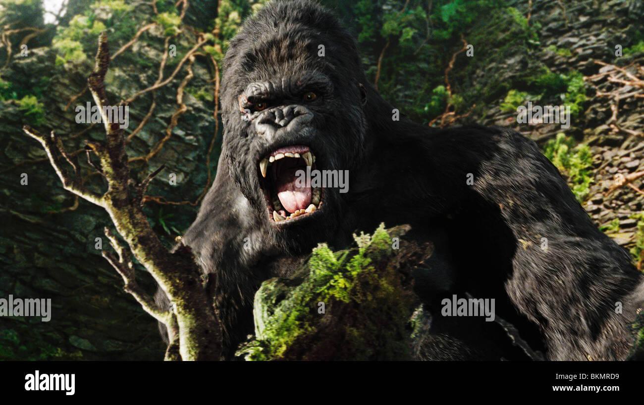 King Kong 2005 Stock Photo Alamy